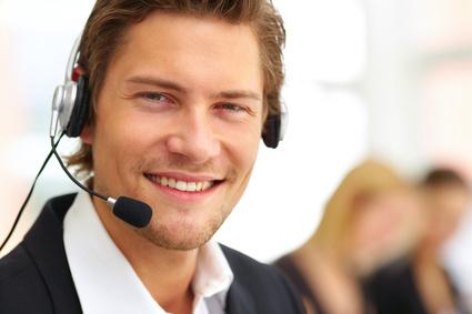 Contact met klantenservice